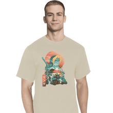 Load image into Gallery viewer, Shirts T-Shirts, Tall / Large / White Ukiyo Ocarina