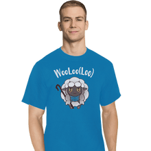 Load image into Gallery viewer, Shirts T-Shirts, Tall / Large / Royal Age Of Wooloo