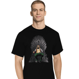 Shirts T-Shirts, Tall / Large / Black God Of Thrones