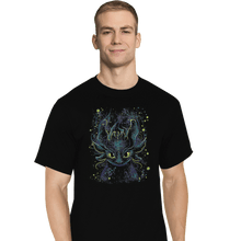 Load image into Gallery viewer, Shirts T-Shirts, Tall / Large / Black Fireflies