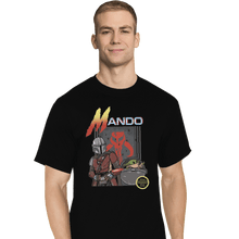 Load image into Gallery viewer, Shirts T-Shirts, Tall / Large / Black Contramando