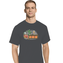 Load image into Gallery viewer, Shirts T-Shirts, Tall / Large / Charcoal TV Show
