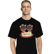 Load image into Gallery viewer, Shirts T-Shirts, Tall / Large / Black A Cage