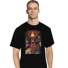 Load image into Gallery viewer, Shirts T-Shirts, Tall / Large / Black Hand Of Doom