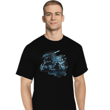 Load image into Gallery viewer, Shirts T-Shirts, Tall / Large / Black Abysswalker