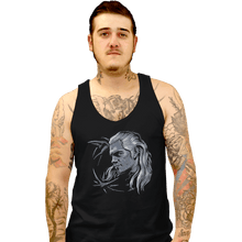 Load image into Gallery viewer, Shirts Tank Top, Unisex / Small / Black Monster Slayer