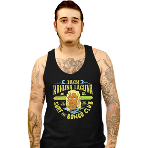 Shirts Tank Top, Unisex / Small / Black Jack Kahuna Laguna