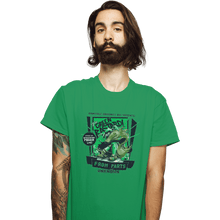 Load image into Gallery viewer, Shirts T-Shirts, Unisex / Small / Irish Green The Green Bastard