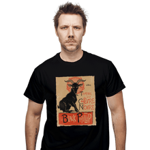 Load image into Gallery viewer, Shirts T-Shirts, Unisex / Small / Black Black Goat Tour
