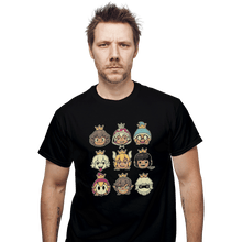 Load image into Gallery viewer, Shirts T-Shirts, Unisex / Small / Black Evil Waifus