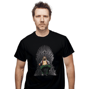 Shirts T-Shirts, Unisex / Small / Black God Of Thrones