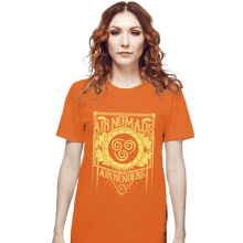 Load image into Gallery viewer, Shirts T-Shirts, Unisex / Small / Orange Air Nomads