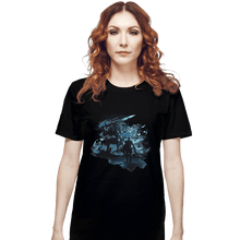Load image into Gallery viewer, Shirts T-Shirts, Unisex / Small / Black Abysswalker