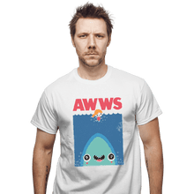 Load image into Gallery viewer, Shirts T-Shirts, Unisex / Small / White AWWS