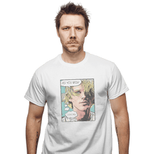 Load image into Gallery viewer, Shirts T-Shirts, Unisex / Small / White As You Wish