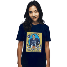 Load image into Gallery viewer, Shirts T-Shirts, Unisex / Small / Navy Al Bundy Trading Card