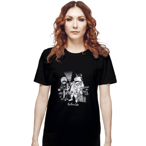 Shirts T-Shirts, Unisex / Small / Black The Force Side