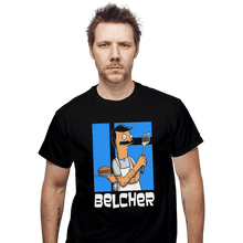 Load image into Gallery viewer, Shirts T-Shirts, Unisex / Small / Black Belcher