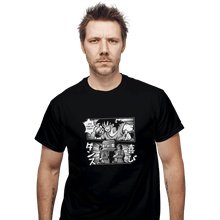 Load image into Gallery viewer, Shirts T-Shirts, Unisex / Small / Black Bad Ending