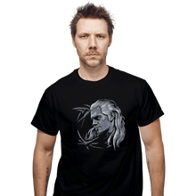 Load image into Gallery viewer, Shirts T-Shirts, Unisex / Small / Black Monster Slayer