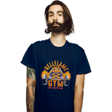 Load image into Gallery viewer, Shirts T-Shirts, Unisex / Small / Navy Endeavor Gym