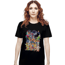 Load image into Gallery viewer, Daily_Deal_Shirts T-Shirts, Unisex / Small / Black How I Spent My Saturday Mornings
