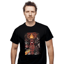 Load image into Gallery viewer, Shirts T-Shirts, Unisex / Small / Black Hand Of Doom