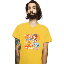 Load image into Gallery viewer, Shirts T-Shirts, Unisex / Small / Daisy Poke Curry