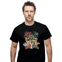 Load image into Gallery viewer, Shirts T-Shirts, Unisex / Small / Black Mushroom Rangers
