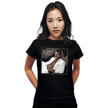 Load image into Gallery viewer, Shirts Fitted Shirts, Woman / Small / Black Chaos