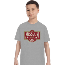 Load image into Gallery viewer, Shirts T-Shirts, Youth / XL / Sports Grey The Missouri Belle
