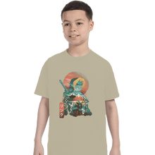 Load image into Gallery viewer, Shirts T-Shirts, Youth / XL / Sand Ukiyo Ocarina