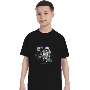 Shirts T-Shirts, Youth / XL / Black The Force Side
