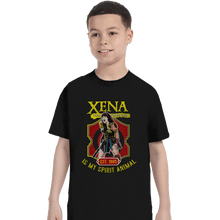 Load image into Gallery viewer, Xena Warrior Spirit Animal