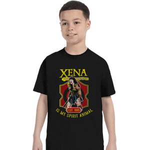 Xena Warrior Spirit Animal