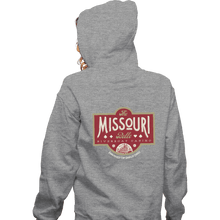 Load image into Gallery viewer, Shirts Pullover Hoodies, Unisex / Small / Sports Grey The Missouri Belle