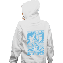 Load image into Gallery viewer, Shirts Pullover Hoodies, Unisex / Small / White Bebop