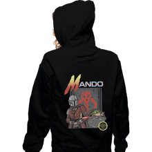 Load image into Gallery viewer, Shirts Pullover Hoodies, Unisex / Small / Black Contramando