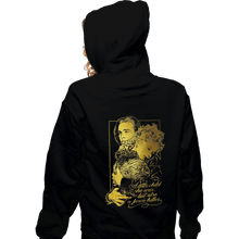 Load image into Gallery viewer, Shirts Zippered Hoodies, Unisex / Small / Black A Fierce Killer
