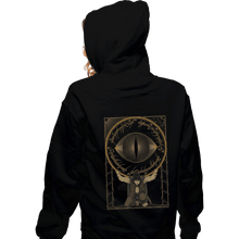 Load image into Gallery viewer, Shirts Pullover Hoodies, Unisex / Small / Black Burden