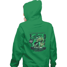 Load image into Gallery viewer, Shirts Pullover Hoodies, Unisex / Small / Irish Green The Green Bastard