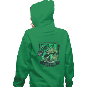 Shirts Pullover Hoodies, Unisex / Small / Irish Green The Green Bastard