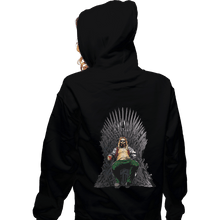 Load image into Gallery viewer, Shirts Zippered Hoodies, Unisex / Small / Black God Of Thrones