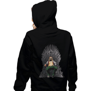 Shirts Zippered Hoodies, Unisex / Small / Black God Of Thrones
