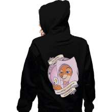 Load image into Gallery viewer, Shirts Zippered Hoodies, Unisex / Small / Black Love Will Last