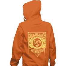 Load image into Gallery viewer, Shirts Zippered Hoodies, Unisex / Small / Red Air Nomads