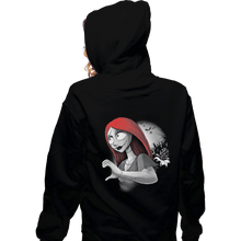 Load image into Gallery viewer, Shirts Pullover Hoodies, Unisex / Small / Black His Doll