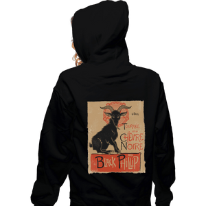 Shirts Pullover Hoodies, Unisex / Small / Black Black Goat Tour