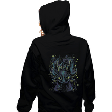 Load image into Gallery viewer, Shirts Pullover Hoodies, Unisex / Small / Black Fireflies