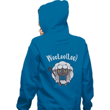 Load image into Gallery viewer, Shirts Zippered Hoodies, Unisex / Small / Royal Blue Age Of Wooloo